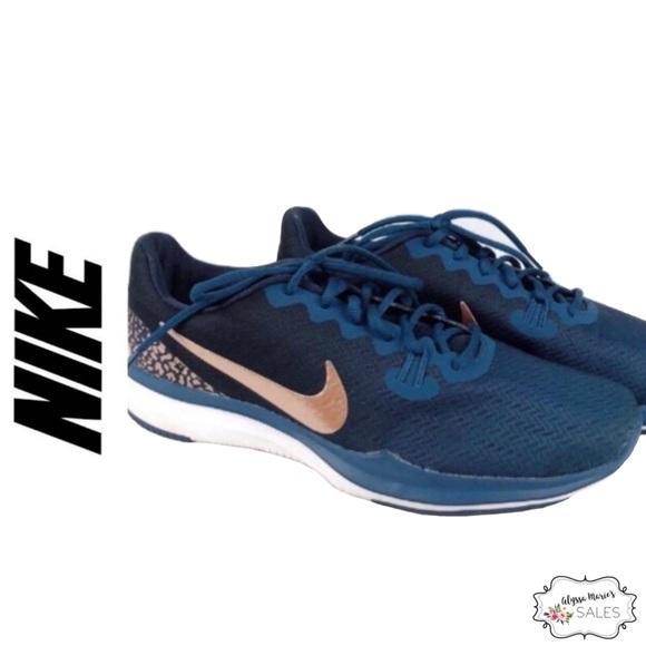 Nike Training In Season Tr7 Cheetah